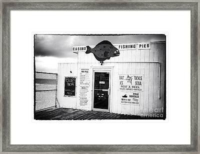 Blues Now Framed Print by John Rizzuto