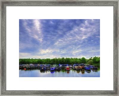 Boat Life Framed Print by Svetlana Sewell