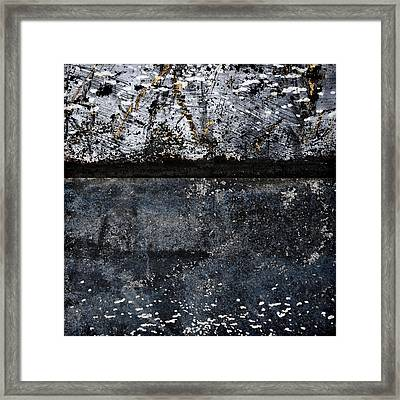 Boat Textures Framed Print by Carol Leigh