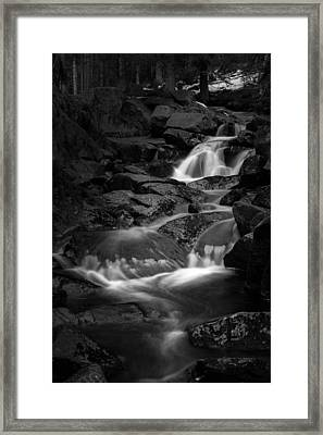 Bodefall, Harz Framed Print by Andreas Levi