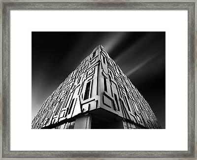 Borg Framed Print by Ivan Vukelic