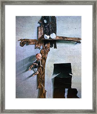 Born Again Framed Print by John Lautermilch