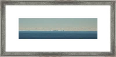 Boston  Framed Print by Sue OConnor