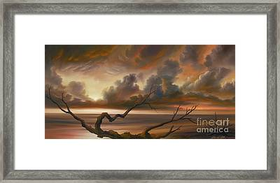 Botany Bay Framed Print by James Christopher Hill