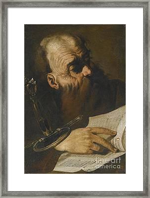 Botticelli Botticelli Framed Print by Saint Paul