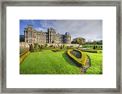 Bowes Museum Framed Print by Stephen Smith