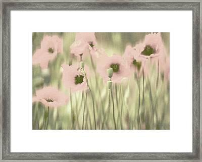 Breath Of Air  Framed Print by Georgiana Romanovna