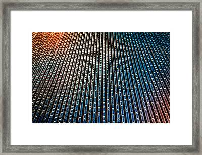 Breath Framed Print by Scott Norris