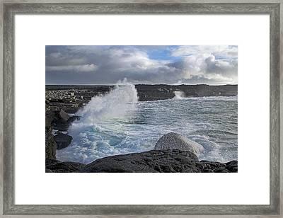 Breath Taking Ireland Framed Print by Betsy C Knapp