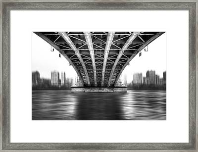 Bridge To Another World Framed Print by Em-photographies