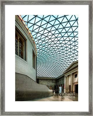 British Museum Framed Print by Adrian Evans