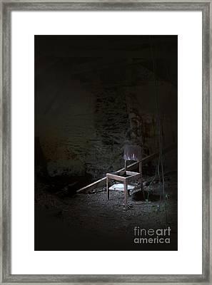 Broken Dreams Framed Print by Svetlana Sewell