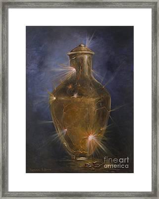 Broken Vessel Framed Print by Deborah Smith