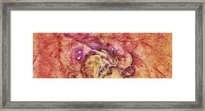 Brooching Pie In The Sky  Id 16103-062507-54280 Framed Print by S Lurk