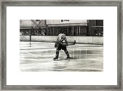 Bryce Miles #29   Framed Print by Gary Reising