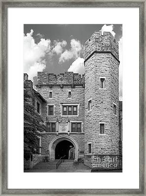 Bryn Mawr College Pembroke Framed Print by University Icons