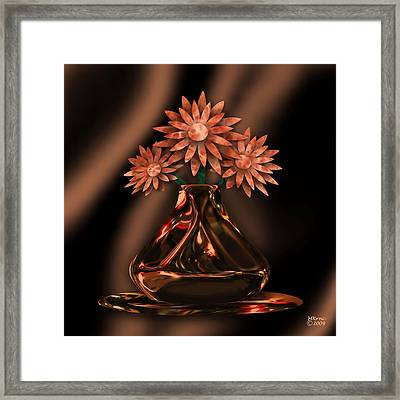 Buddies Framed Print by Canyon Art Works
