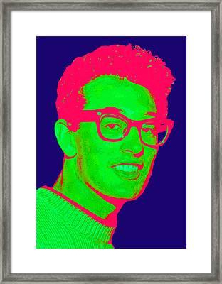 Buddy Framed Print by Martin James