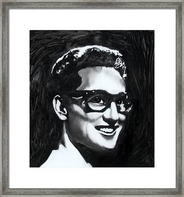 Buddy Framed Print by Paul Powis