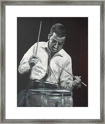 Buddy Framed Print by Pete Maier