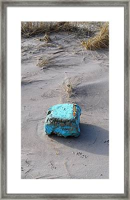 Build Me Up Framed Print by Cyryn Fyrcyd