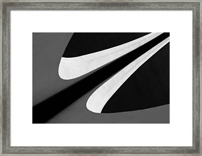 Built To Last Framed Print by Paulo Abrantes