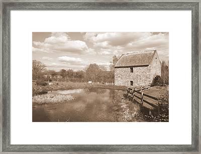 Bunratty Mill Framed Print by John Quinn