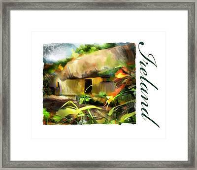 Bunratty Village Ireland Framed Print by Bob Salo