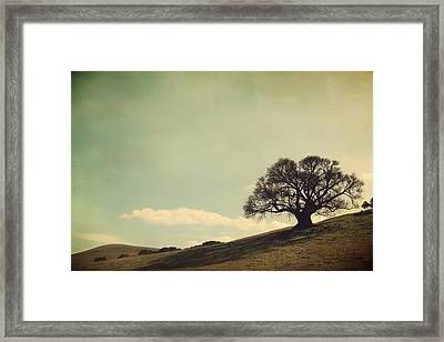 But I Still Need You Framed Print by Laurie Search