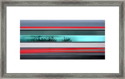 ...but The Wind Still Blows Framed Print by Matteo Serpi