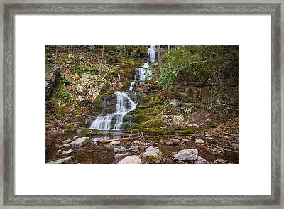 Buttermilk Falls Framed Print by Kristopher Schoenleber