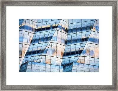 by  Frank Gehry Framed Print by JC Findley