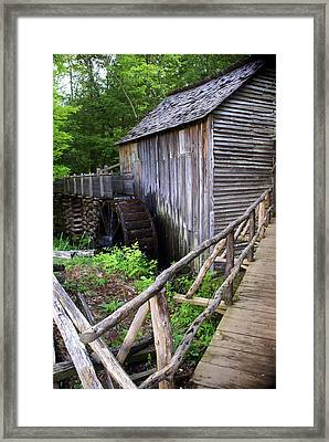 Cable Mill 3 Framed Print by Marty Koch
