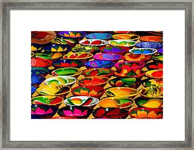 Cabo Art Framed Print by Craig Incardone