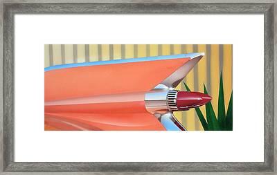 Caddy Framed Print by Lane Owen