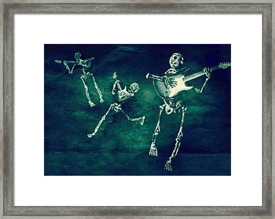 Cadence Framed Print by Jeff Gettis