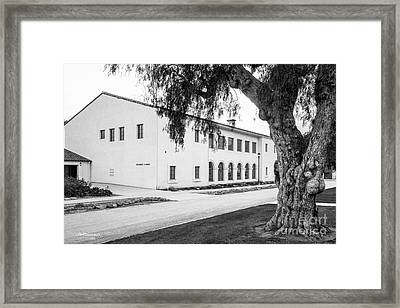 Cal State University Channel Islands Student Union Framed Print by University Icons