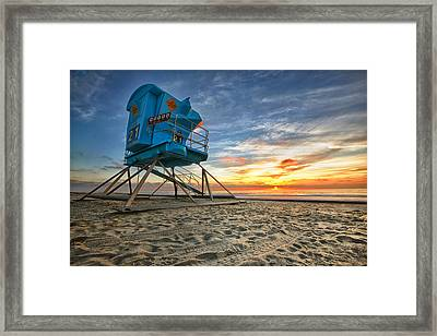 California Dreaming Framed Print by Larry Marshall