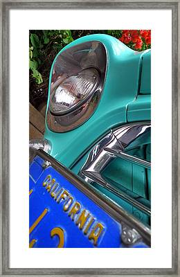 California Framed Print by Skip Hunt