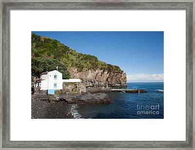 Caloura - Azores Islands Framed Print by Gaspar Avila
