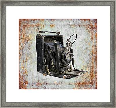 Camera Obscura Framed Print by Daniel Hagerman