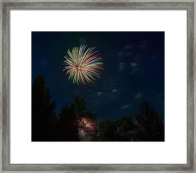 Canada Day 2 Framed Print by Steve Harrington