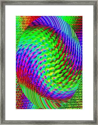 Candid Color 11 Framed Print by Will Borden