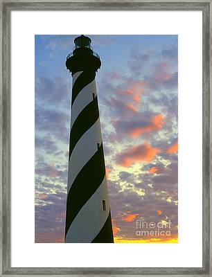 Cape Hatteras Lighthouse Framed Print by Thomas R Fletcher