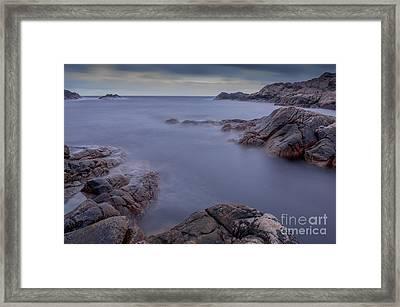 Cape Lindesnes Framed Print by Carsten Kopp