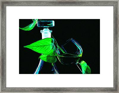 Captains Decanter Framed Print by Paul Wear