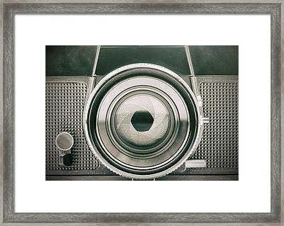Capture Framed Print by Wim Lanclus