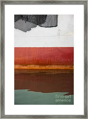 Cargo Textures Framed Print by Dave Fleetham - Printscapes