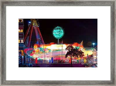 Carnival Excitement Framed Print by James BO  Insogna