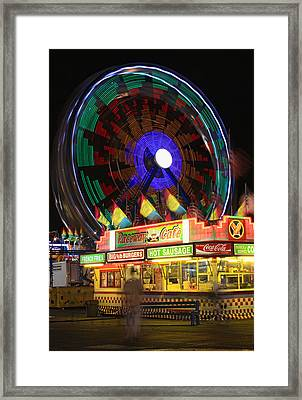 Carnival Framed Print by James BO  Insogna